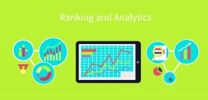 Image for Google traffic Ranking and Analytics page